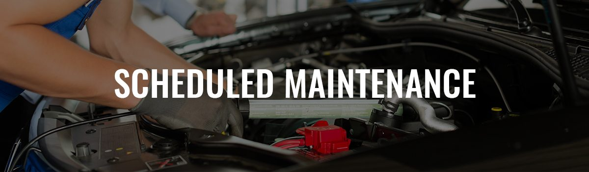Scheduled Maintenance | Jackson's Automotive